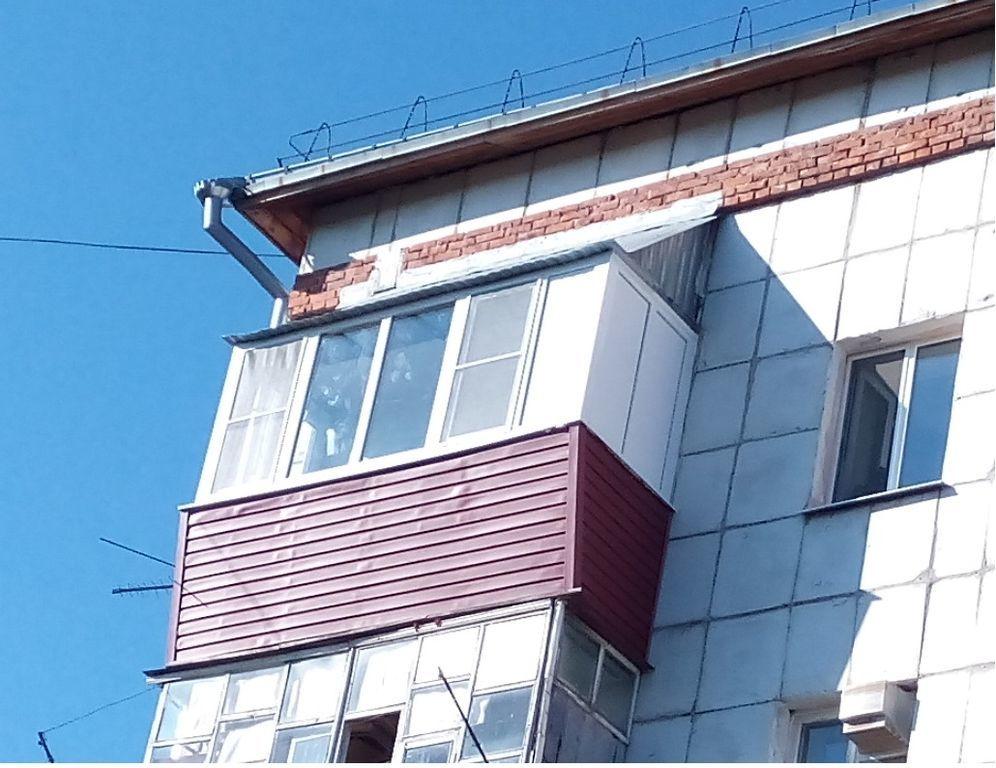 Остекление с выносом балкона в тюмени - на портале blizko.