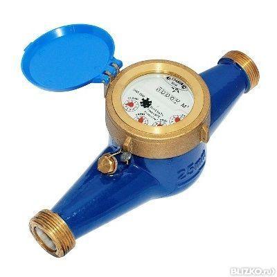 Счетчик воды ВКМ Росич-50М