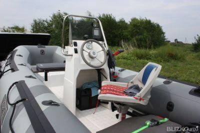 новое в аэро лодках