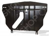 Комплект: защита картера и крепеж Novline-Autofamily Toyota Camry 2006-2011: 3,5 бензин АКПП - фото 9
