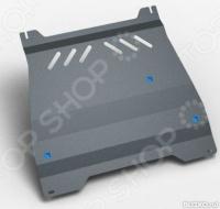 Комплект: защита картера и крепеж Novline-Autofamily FAW V5 2013: 1,5 бензин МКПП - фото 5